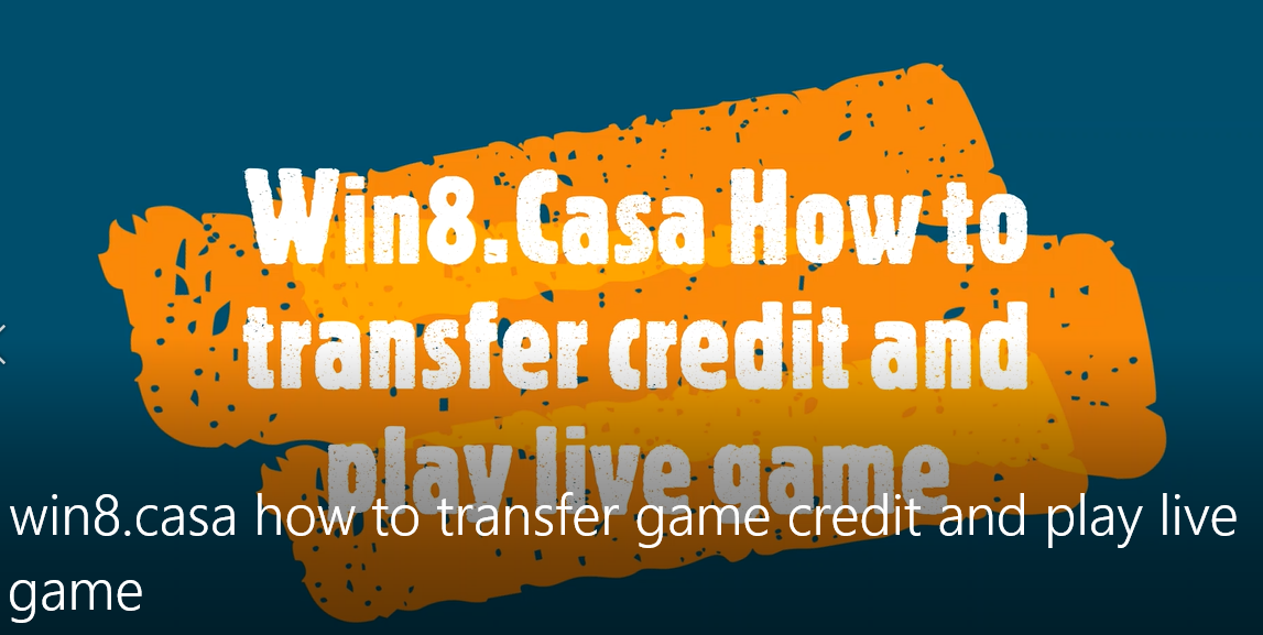 Transfer game credit and play live game