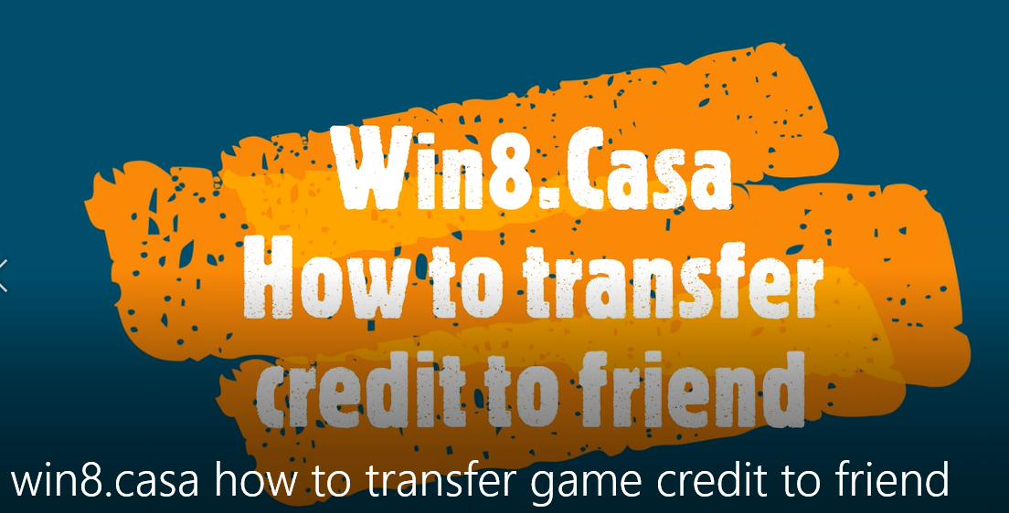 How to transfer game credit to friend with just need email