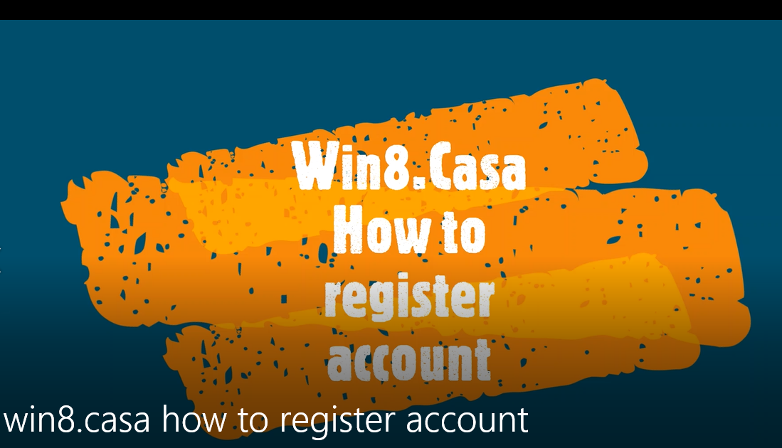 How to register free account